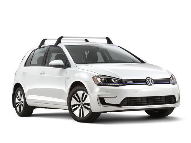 Diagram Base Carrier Bars  (4 door) (5G4071126) for your 2010 Volkswagen Jetta